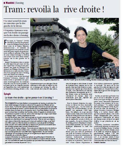 Un article de Frédéric Chardon à lire dans La Libre du 20/04/2010