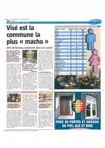 Un article de Luc Gochel à lire dans La Meuse du 22/02/13