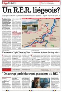Un article de Luc Gochel à lire dans La Meuse du 31/12/11