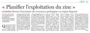 Un article de Joel Matriche à lire dans Le Soir du 16/05/2013