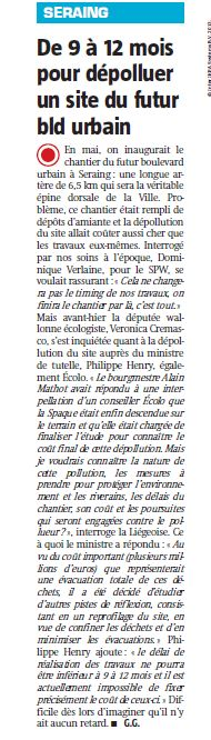 20130926 Presse Vero JAC bois Seraing