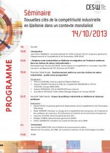 20131014 Séminaire cesw