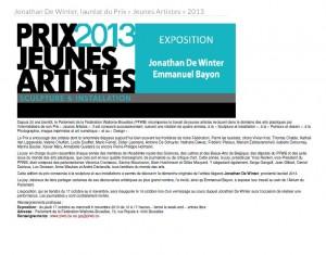 20131017 Prix jeunes artistes