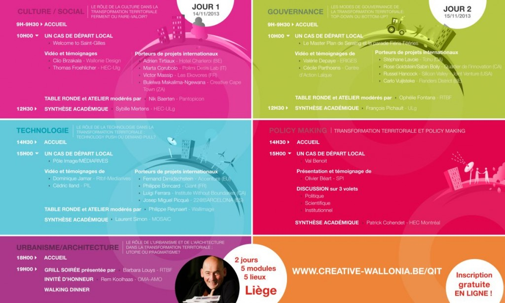 20131112 Creative wallonia