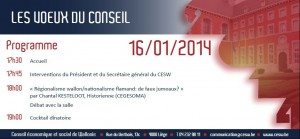 20140115 Voeux CESW