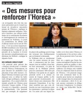 20200603_Sud-Presse_Des mesures pour renforcer l'Horeca